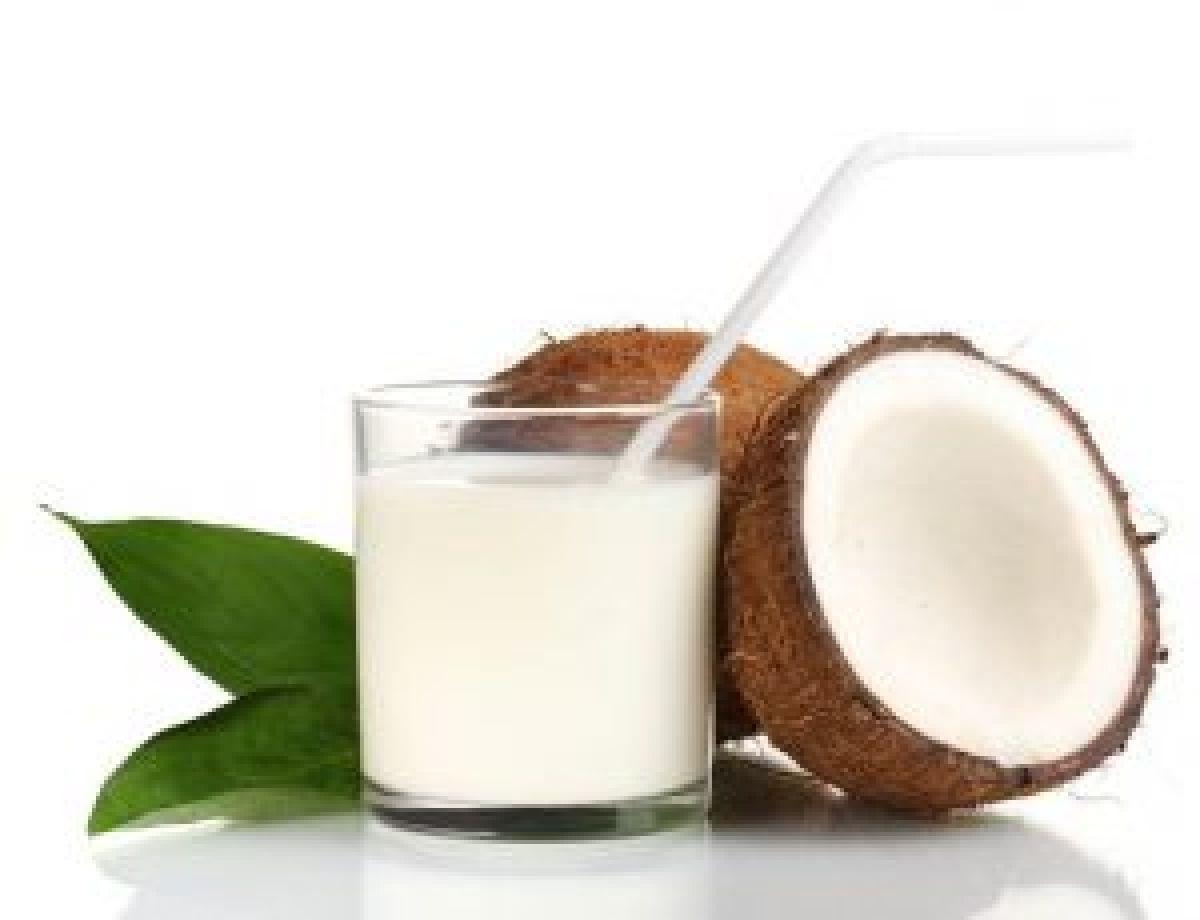 Как сделать кокосовое молоко
